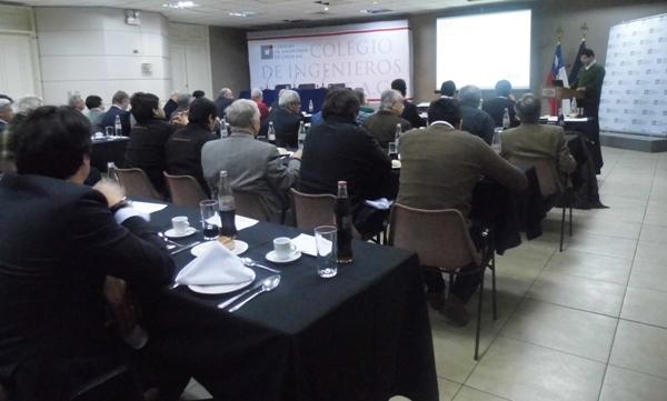 """Sesión Ampliada: """"Interconexiones eléctricas en ambientes de mercado: el caso SIC-SING"""""""