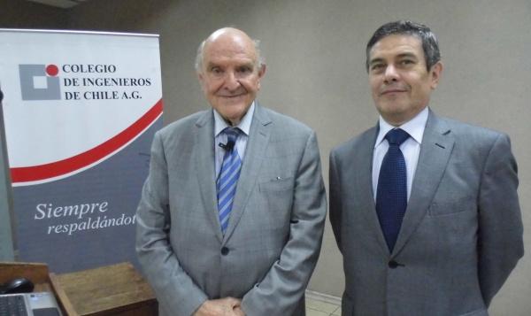 Consejo de Especialidad Eléctrica otorga distinción a Prof. Guillermo González Rees