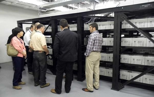 Vista Data Center Sonda