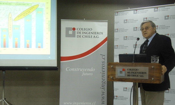 Industria del Cobre en Chile ¿un futuro incierto? …y ¿por razones técnicas?